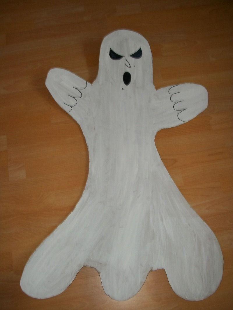 Tatagaelle - Fabriquer fantome halloween ...
