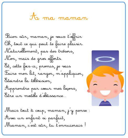 Poemes fetes diverses page 4 - Poeme anniversaire tata ...